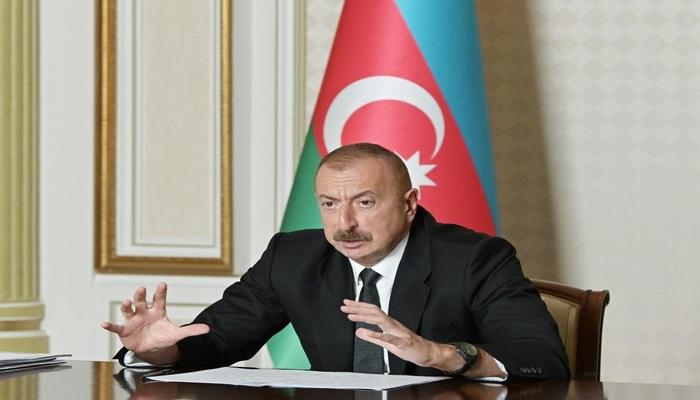 """Azərbaycan Prezidenti: """"Bu məsələyə laqeyd yanaşan bütün vəzifəli şəxslər cəzalandırılmalıdır"""""""