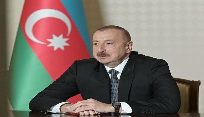 """Azərbaycan Prezidenti: """"Bütün şəhid ailələri, Qarabağ qaziləri bilməlidirlər ki, biz daim onların yanındayıq"""""""