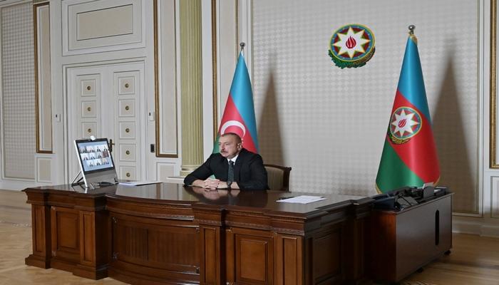 Azərbaycan Prezidenti Ceyhun Bayramova Avropa İttifaqı ilə saziş üzrə tapşırıqlarını verib