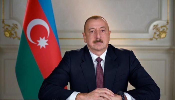 """Azərbaycan Prezidenti: """"Düşmənin qənimət götürülmüş hərbi texnikasını Bakıda nümayiş etdirəcəyik"""""""