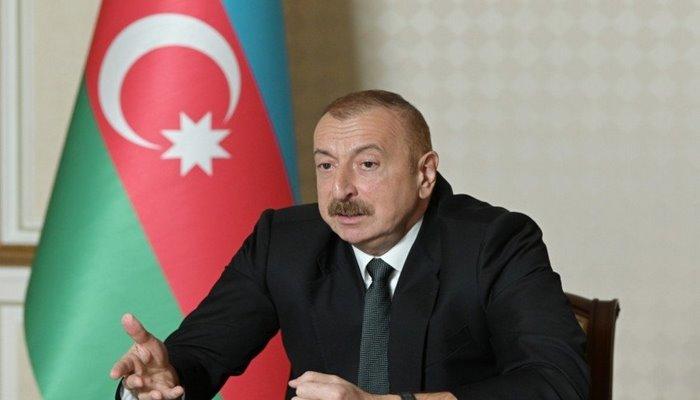 """Azərbaycan Prezidenti: """"Ermənistan bu günə qədər bizə mina xəritələrini vermir"""""""