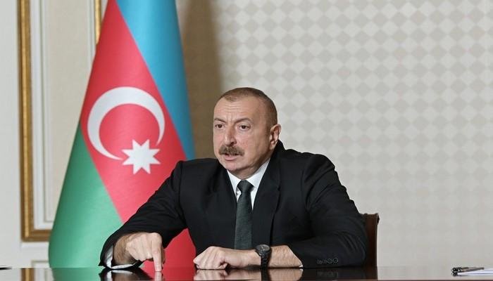 """Azərbaycan Prezidenti: """"Müharibə başlayan kimi bizi dəstəkləyən ilk ölkə qardaş Türkiyə oldu"""""""