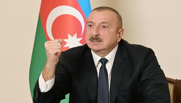 """Azərbaycan Prezidenti qondarma """"DQR""""i tanımaq istəyən ölkələrə xəbərdarlıq edib"""