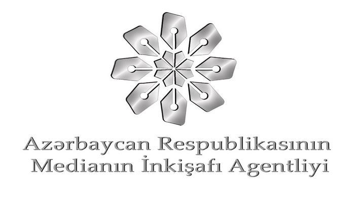 Azərbaycan Respublikasının Medianın İnkişafı Agentliyi onlayn media subyektlərinə (veb-saytlara) dəstək layihəsi elan edir!