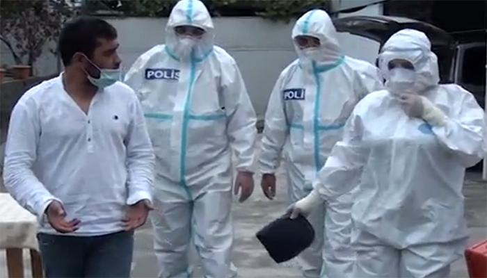 Azərbaycanda koronaviruslu xəstə evi tərk etdi - xəstəxanaya yerləşdirildi
