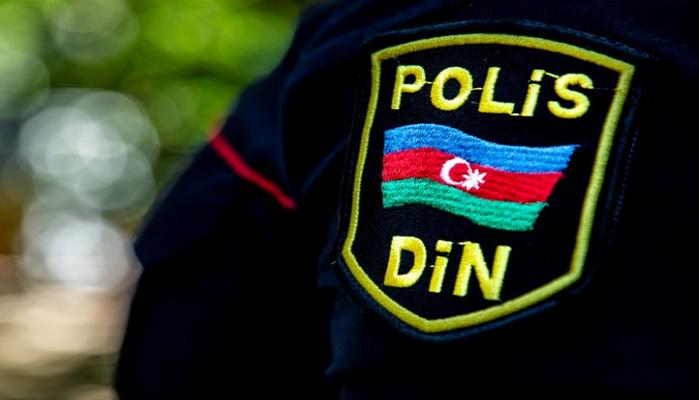 Azərbaycanda qadın polisə xəsarət yetirdi - RƏSMİ