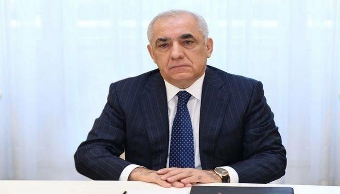 Azərbaycanın Baş Naziri Türkiyənin Vitse-prezidenti ilə telefonla danışıb