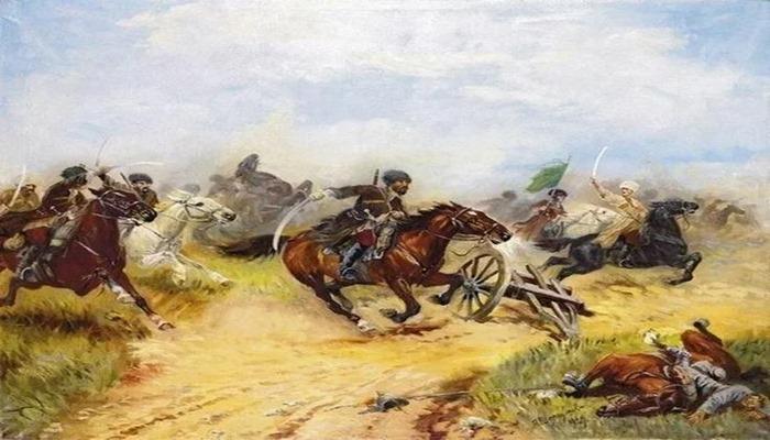 Азербайджан и Армения 18 век. Территории Закавказья.