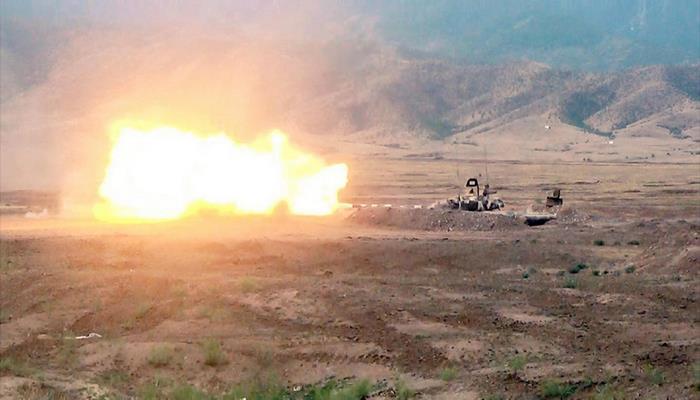 Азербайджанская армия уничтожила армянский мотострелковый полк - минобороны