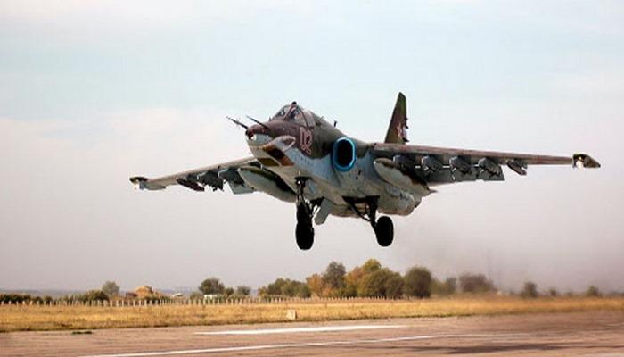 Азербайджанские ПВО сбили 2 армянских самолета Су-25