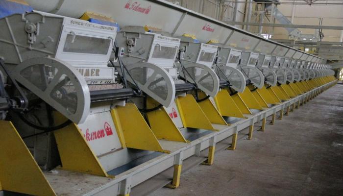 Завершена реконструкция завода по переработке хлопка в Азербайджане