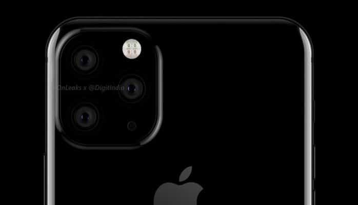 В сети появились первые рендеры нового iPhone