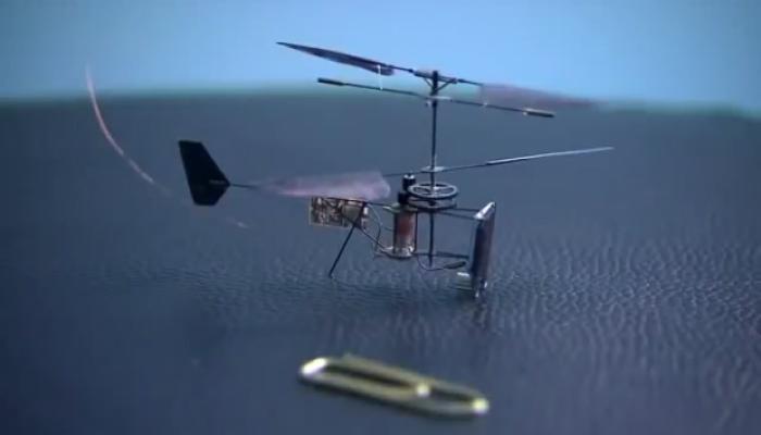 Türkiyədə mikrodronların istehsalına başlanacaq