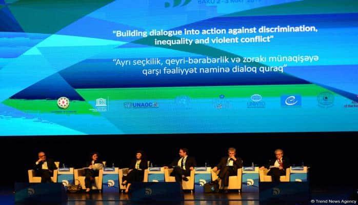 Директор UNWTO: Благодарю правительство Азербайджана за организацию на высоком уровне V Всемирного форума по межкультурному диалогу