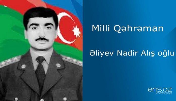 Nadir Əliyev Alış oğlu