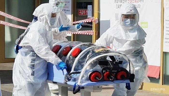 В китайской тюрьме коронавирусом заразились 200 заключенных