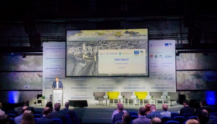 Asan İmza и Цифровой торговый хаб Азербайджана были представлены на Форуме eID в Эстонии