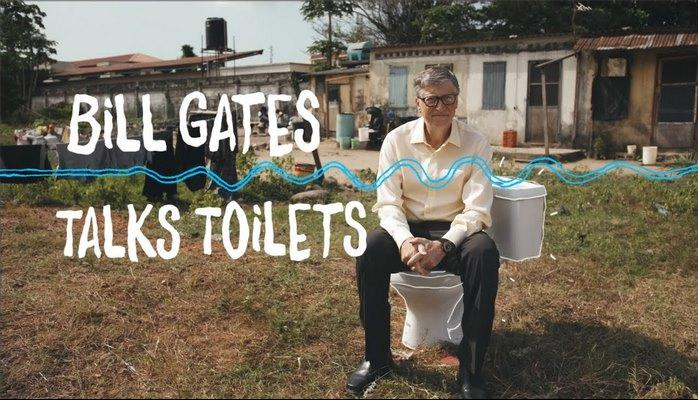 Bill Gates, 200 Milyon Dolar Değerindeki Yeni Projesini Açıkladı: Geleceğin Tuvaleti