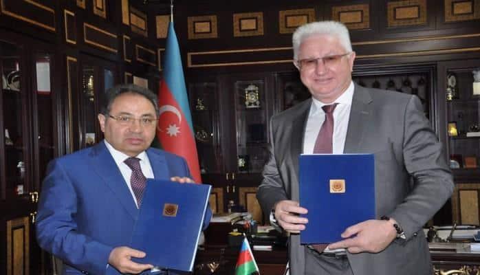 БГУ подписал Меморандум о взаимопонимании с Астраханским государственным университетом