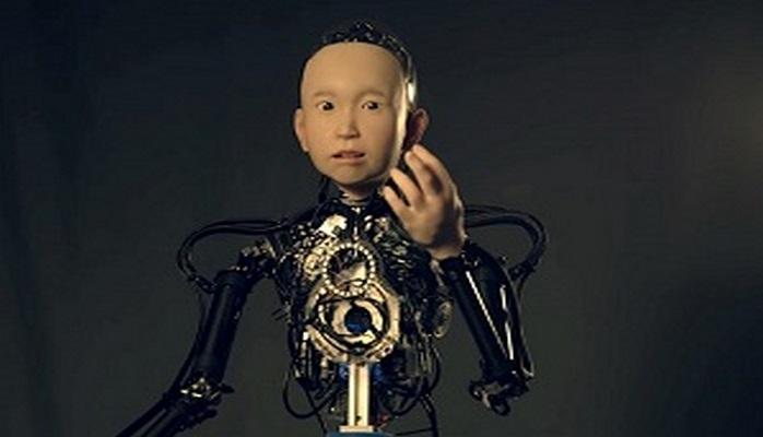 Yeni insanabənzər robot təqdim edilib