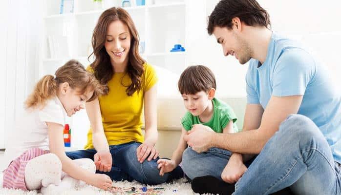 Uşaqlarla keyfiyyətli vaxt keçirmək lazımdır