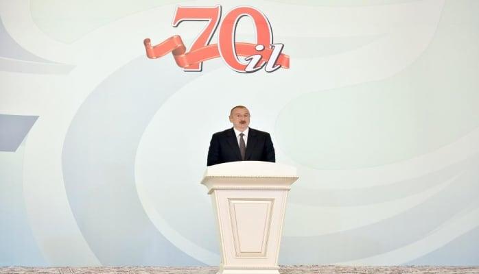 Президент Ильхам Алиев: Антинациональная группа НФА-Мусават, незаконно захватившая власть в 1992 году, вела Азербайджан к пропасти