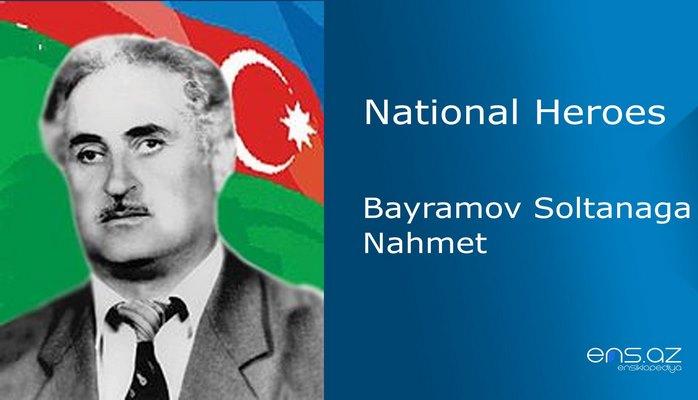 Bayramov Soltanaga Nahmet