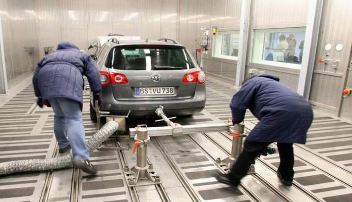 Подан коллективный иск против Volkswagen