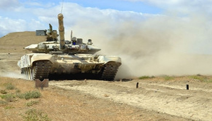 В азербайджанской армии стартовали соревнования за звание лучшей танковой роты