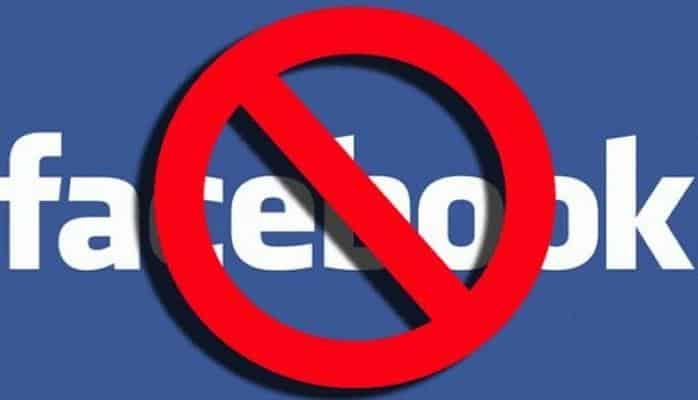 Пользователи почти по всему миру сообщают о сбоях в работе мессенджера Facebook