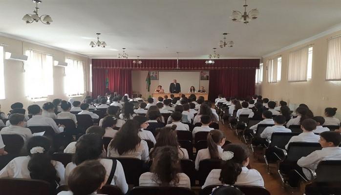 Состоялся семинар, посвященный Всемирному дню моря