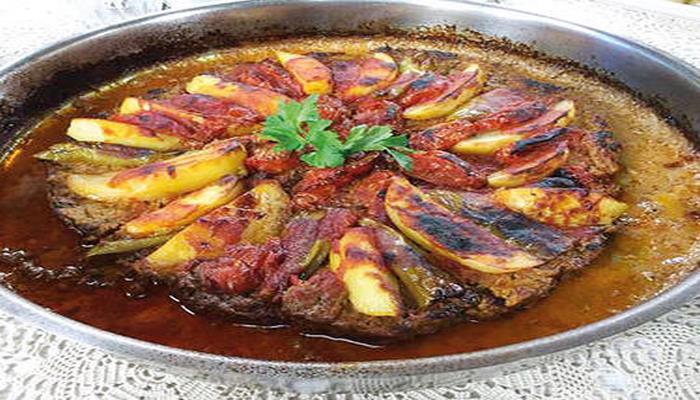 İftar-Patatesli kilis tavası
