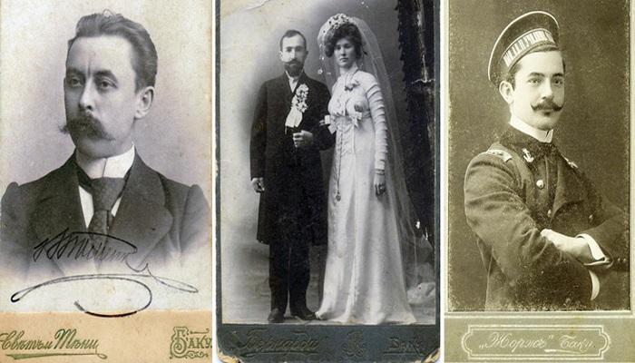 Бакинские фотографы и фотоателье в конце XIX-начале XX вв. (27 ФОТО)