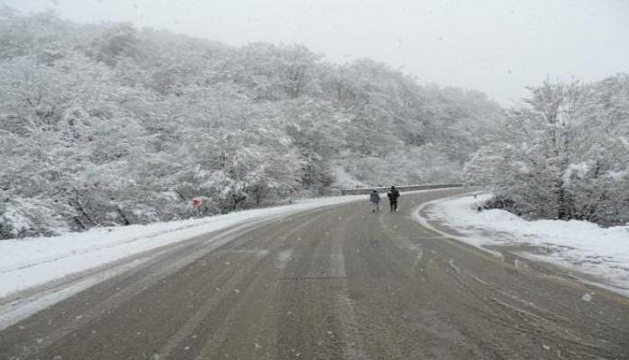 Завтра в горных районах выпадет снег