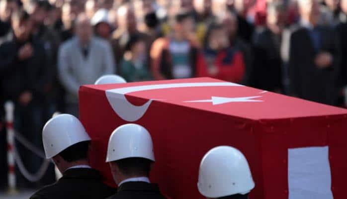 Suriyada türk ordusuna dəhşətli hücum edildi, şəhid və yaralılar var