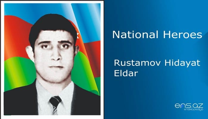 Rustamov Hidayat Eldar