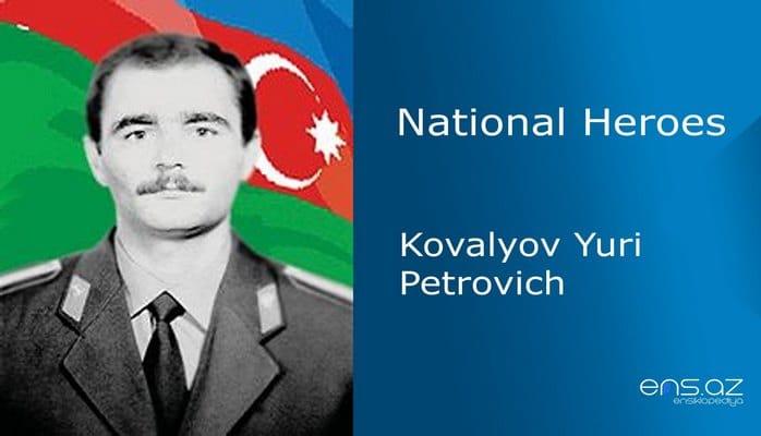 Kovalyov Yuri Petrovich
