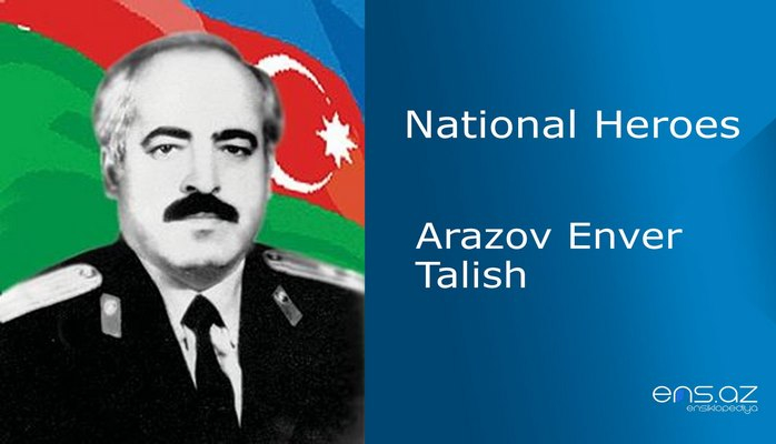 Arazov Enver Talish