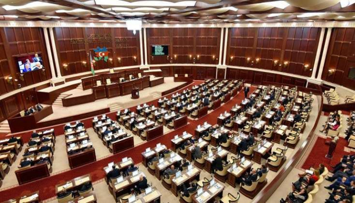 Политические партии, представленные в парламенте, сделали заявление