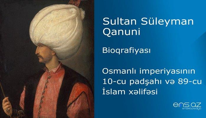 Sultan Süleyman Qanuni