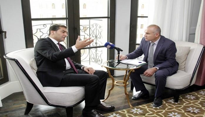 Фуад Нагиев: Индустрия туризма внесет свой вклад в формирование доходов государства и населения