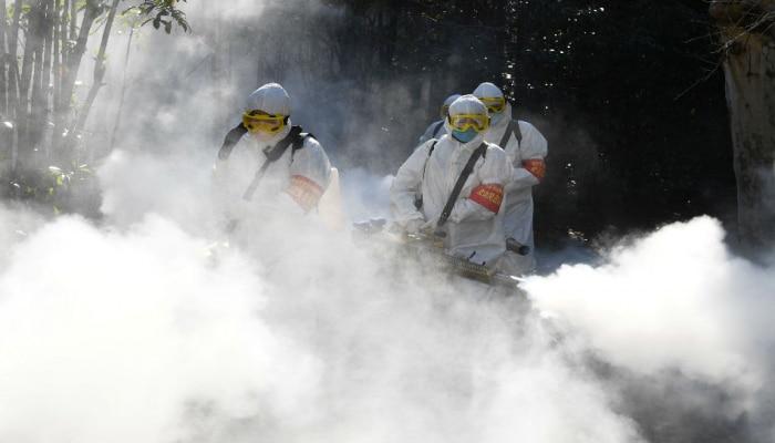 Çin koronavirus səbəbi ilə həlak olanların yeni sayını açıqladı