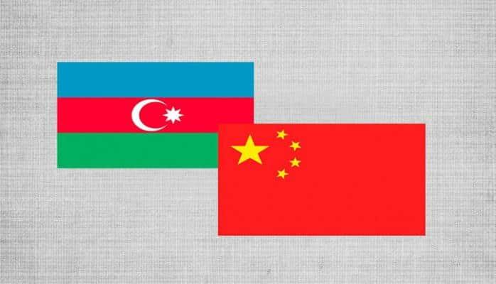 Çin rəsmisi: 'Azərbaycan və Çin 'Bir kəmər, bir yol' layihəsində vacib tərəfdaşlardır'
