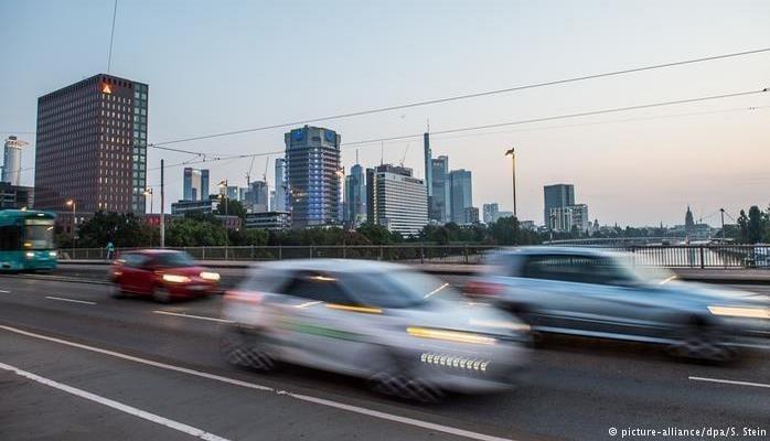 Власти Франкфурта запретят въезд дизельным автомобилям