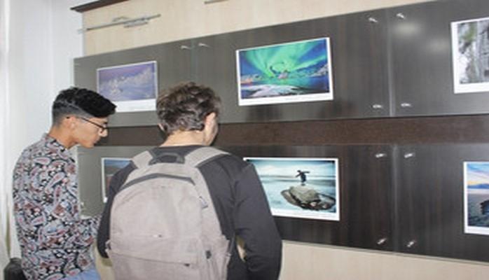 """В Баку открылась фотовыставка """"Заповедная природа России"""""""