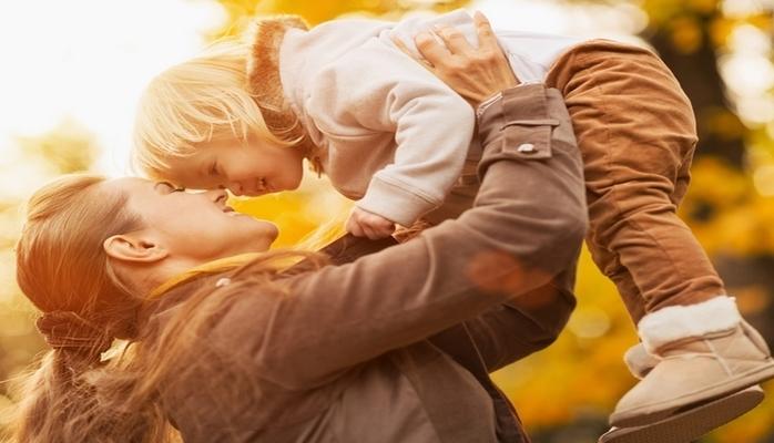 Почему у мам-эгоисток самые счастливые дети?