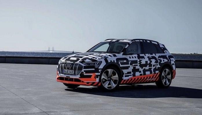 Audi elektromobil istehsalına başladı