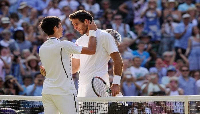 Джокович и Хуан Мартином дель Потро вышли в финал US Open
