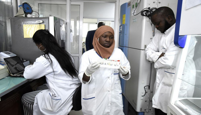В Африке число умерших из-за коронавируса превысило 1 тыс.
