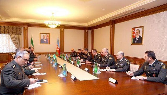 Азербайджан и Иран расширяют военное сотрудничество